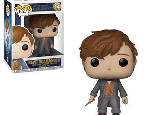 POP - Fantastic Beasts 2  - Newt Scamander Wand