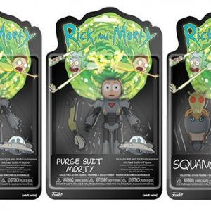 Rick and Morty Series 2 Action Figure (Krombopulos Michael Parts)
