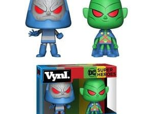 VYNL - DC Super Heroes - Darkseid + Martian Manhunter