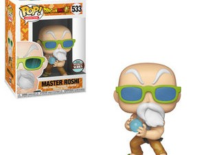 POP - Dragon Ball Super -  Master Roshi (Max Power) Specialty Series
