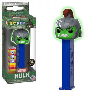 POP Pez - Marvel - Hulk Glows in The Dark CHASE
