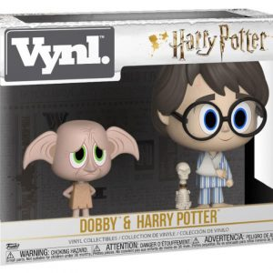 Vynl. - Harry Potter S6- Dobby + Harry