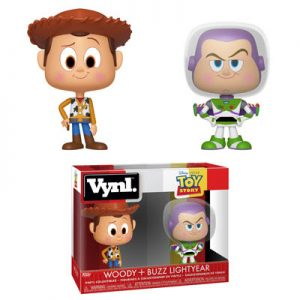Vynl. - Toy Story - Woody and Buzz