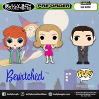 Pre-Order - POP - Bewitched Set of 3