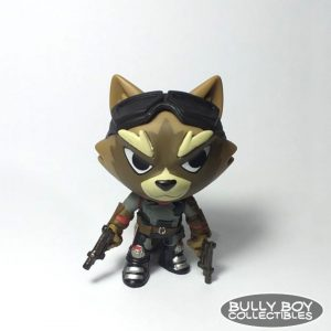 Mystery Mini - Avengers Endgame - Rocket Raccoon 1:24