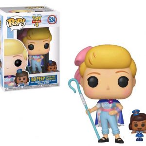 POP - Toy Story 4 - Bo Peep with Officer Giggle McDimples